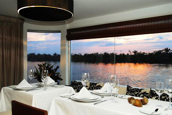 Луксузно крстарење на Амазон