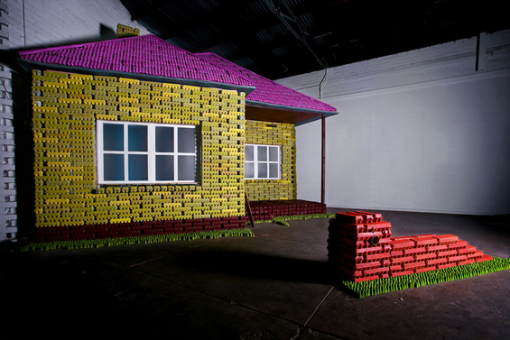 10 извонредни креации направени од кутии за јајца