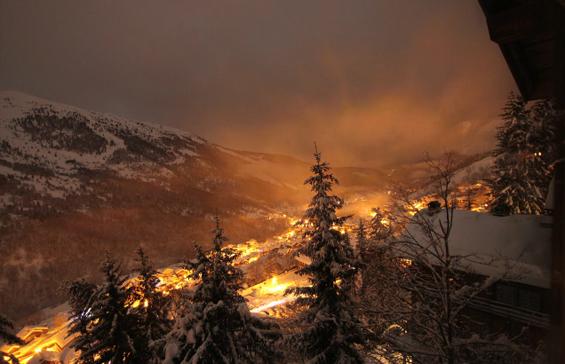 Магична ноќ на Алпите