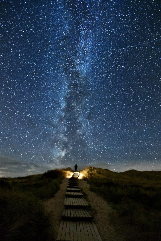 Зошто ѕвездите треперат?