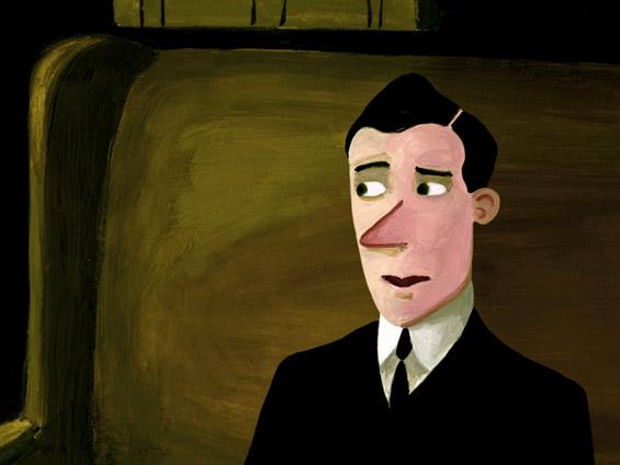 Куси анимирани филмчиња номинирани за Оскар 2012