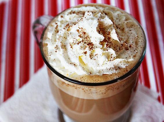 Топли кафе напитоци за во зима