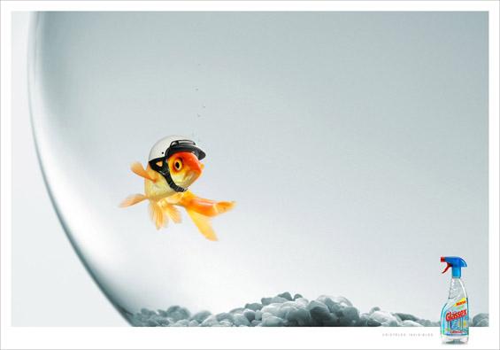 Креативни реклами кои ќе ве натераат да погледнете два пати