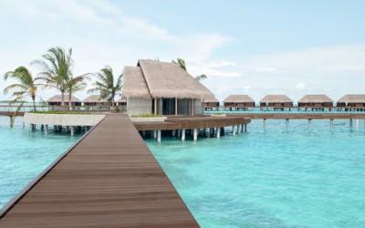 "Луксузниот хотел ""Ayada"" на Малдивите"