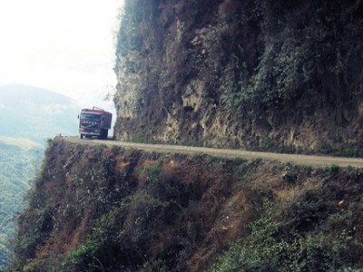 Најопасните патишта во светот