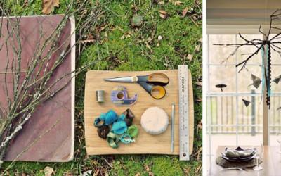 Направете сами: интересен украс за вашиот дом