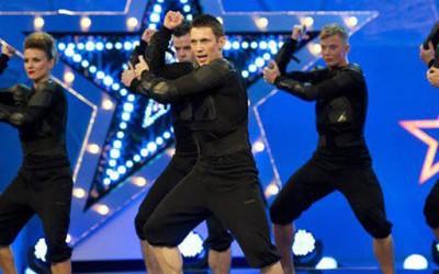 Неверојатна модерна изведба на ирски танц