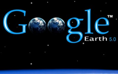 Забавни опции на Google Earth