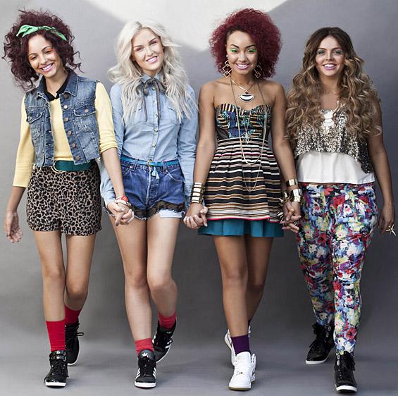 """""""Литл Микс"""" - нов британски женски бенд"""