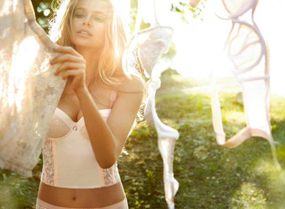 """Пејзажите од Тоскана во новата пролетна колекција за долна облека на """"Intimissimi"""""""