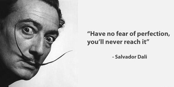 """Реални мисли од """"надреалниот"""" Салвадор Дали"""