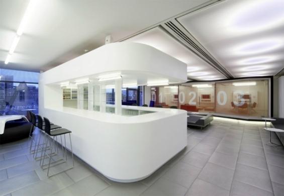Канцелариите на Ред Бул во Лондон