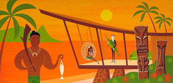 Запознајте го Шег и неговите кул илустрации