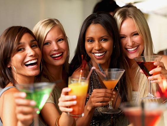 10 чекори до незаборавна женска забава