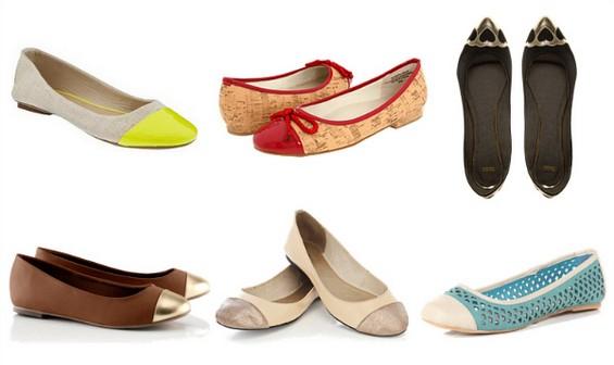 5 пролетни трендови на обувки