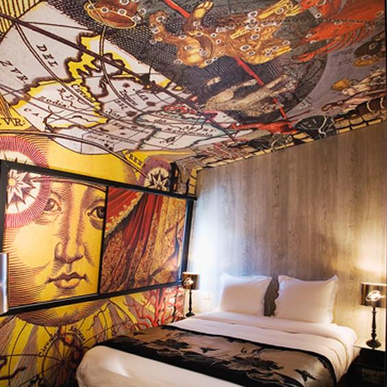 Уникатно дизајнирани хотели