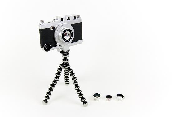 Футрола која вашиот ајфон го трансформира во вистински фотоапарат