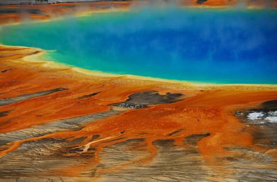 Големиот призматичен извор - колоритно чудо на природата