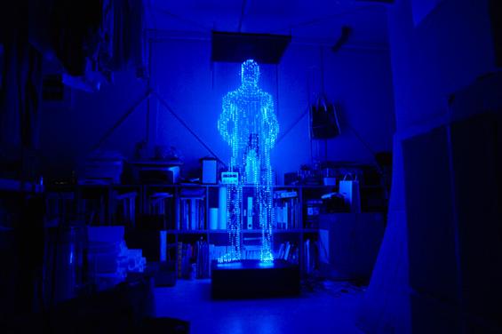 Светлосни скулптури
