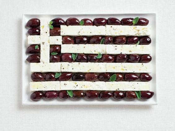 Знамиња направени од храна