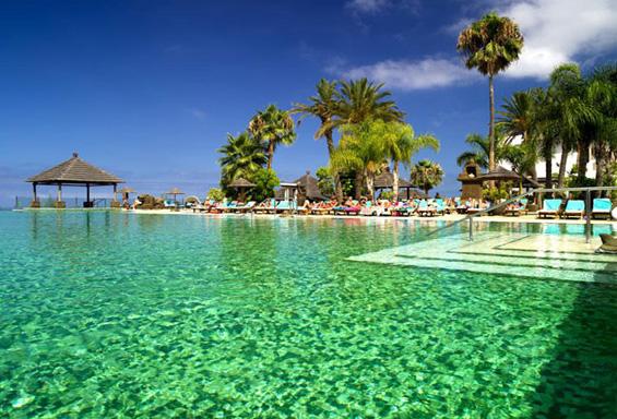 Островот на вечната пролет - Тенерифе