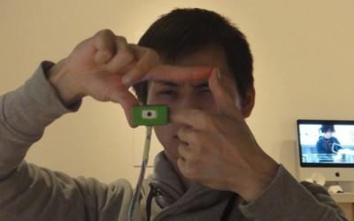 """Eден сосема нов начин на фотографирање со фотоапаратот """"Ubi"""""""
