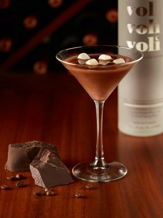 Чоколадно еспресо мартини
