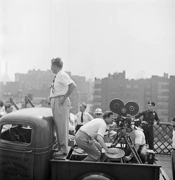 Фотографии од животот во 40-тите направени од единствениот Стенли Кјубрик