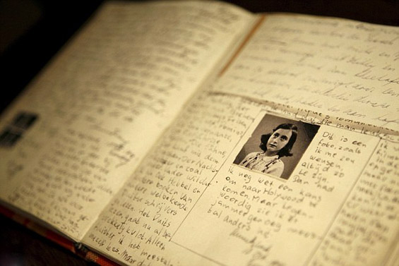 Извадоци од дневникот на Ана Франк