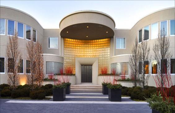 Куќата на Мајкл Џордан во Чикаго