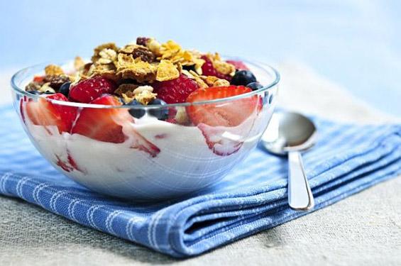 Правилната исхрана ве прави поубави