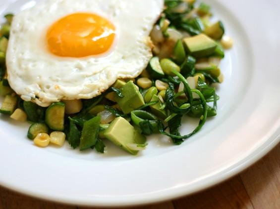 Храна за побрзо совладување на утринскиот мамурлак