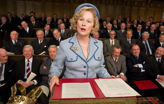 Челичната дама (The Iron Lady)