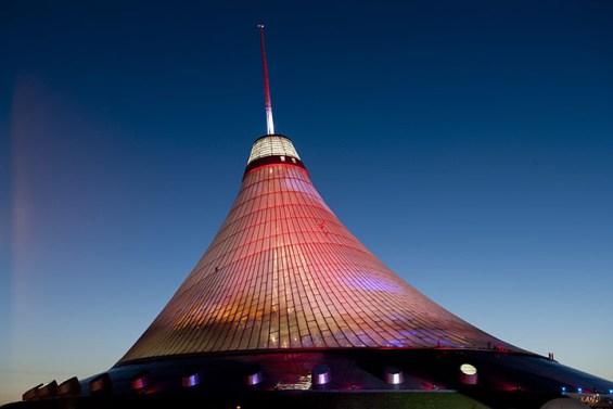 Современите архитектонски чуда во Казахстан