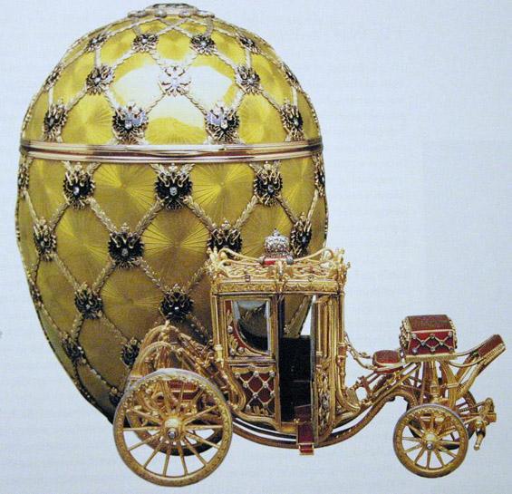 Скапоцените Фаберже јајца
