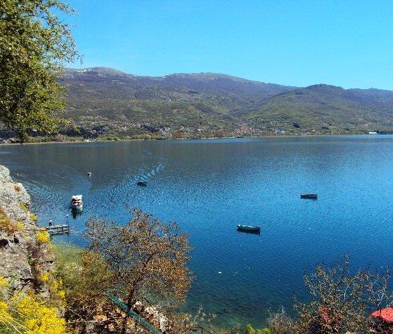 Пролетна прошетка во Охрид