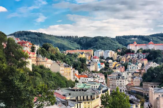 Шармот на малите европски градови