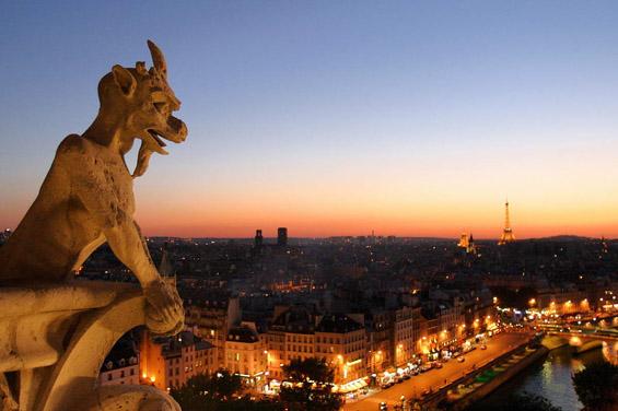 Париз најпосакувана дестинација на туристите