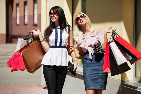 Топ дестинации за шопинг
