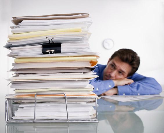 10 причини зошто не напредувате во кариерата