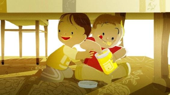 Илустрации од најубавите семејни моменти