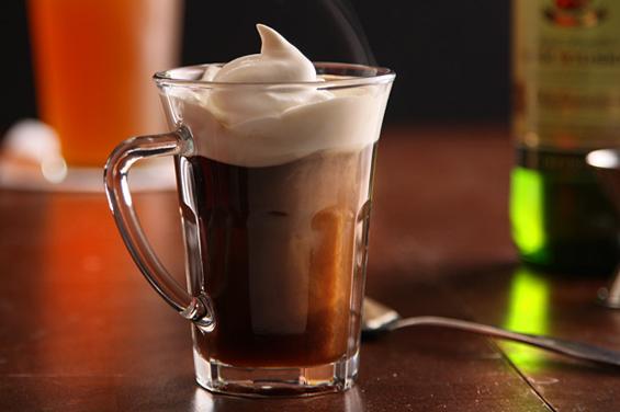 Ирско кафе со лешник