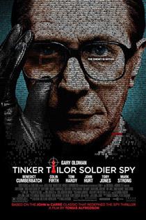 Скитник, кројач, војник, шпион (Tinker Tailor Soldier Spy)