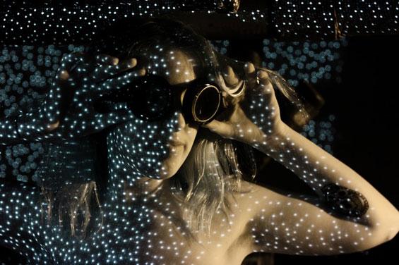 Танцувајќи со невидливата светлина