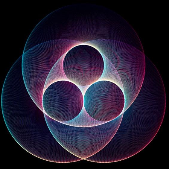(15) Хипнотички геометриски композиции