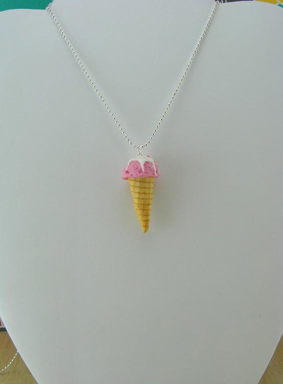 Би носеле ли топка сладолед околу вашиот врат?