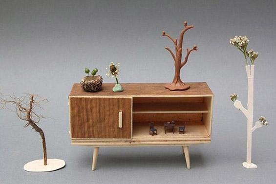 Неверојатен свет на минијатури