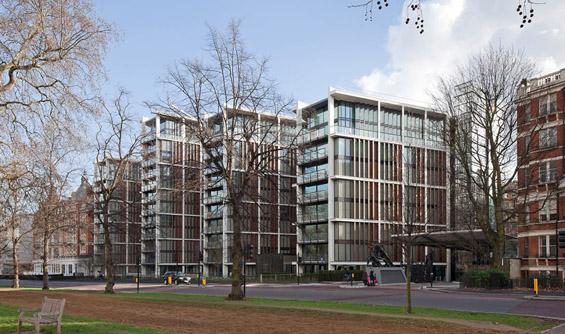 Најлуксузниот стан во Велика Британија