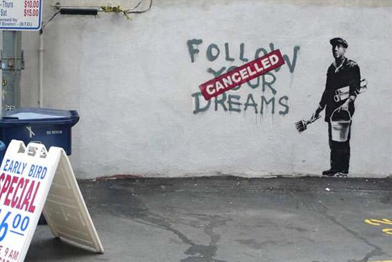 Креативни и смешни графити