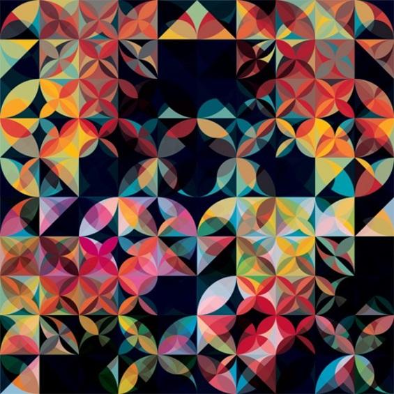 (6) Хипнотички геометриски композиции